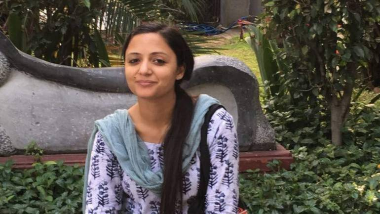 Activist Shehla Rashid