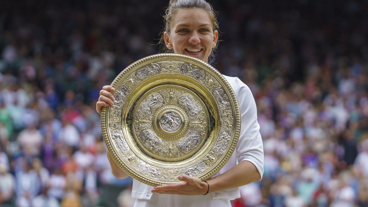 No.4 | Simona Halep | Sport: Tennis | Country: Romania | Earnings: $10.2 million (Image: Reuters)