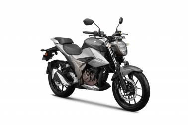 List of official Suzuki Gixxer 250 accessories revealed