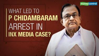 Timeline of Chidambaram - INX Media Case