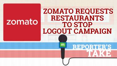 Zomato asks restaurants to stop #LogOut