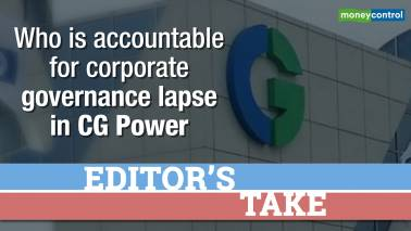 Editor's Take: CG Power discloses lapses