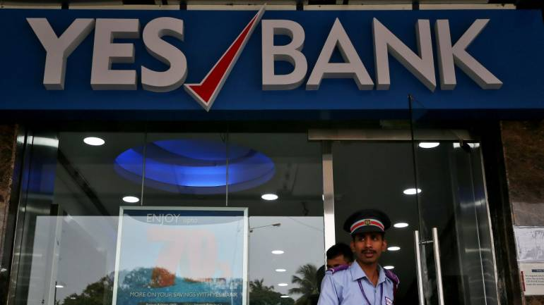 Yes Bank share price falls 5% on rating downgrade - Moneycontrol.com thumbnail