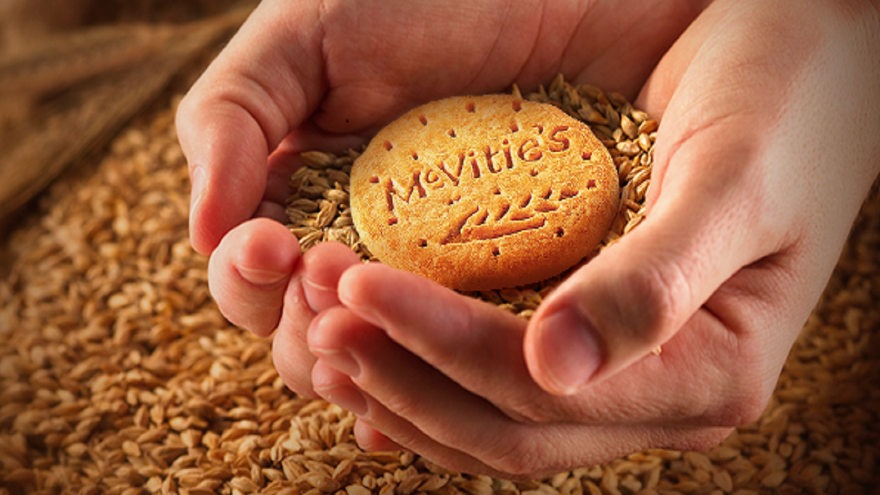 Answer: McVities Digestive (Image: Facebook)