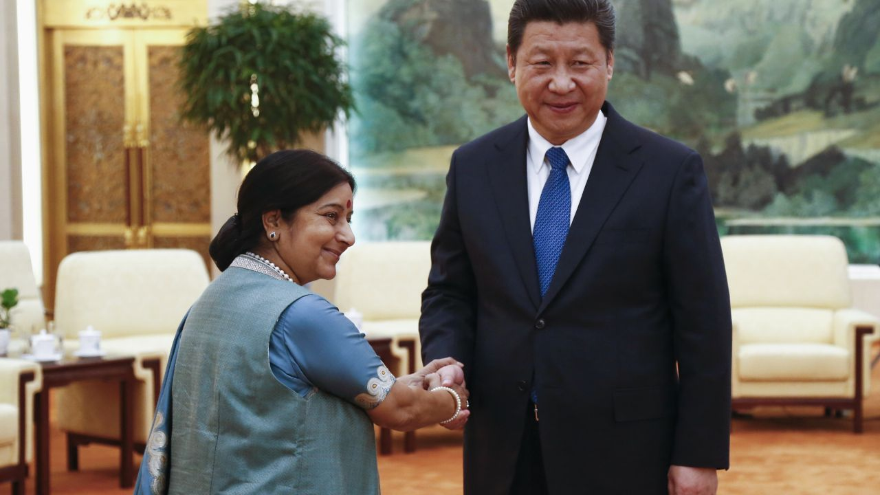 As MEA, Swaraj took several key measures such as expansion of the passport infrastructure and enhanced engagement with the East. She also handled several strategically-sensitive issues, including Indo-Pak and Sino-India relations. Her role in resolving the Doklam standoff between the India and China will be remembered. (Image: Reuters)