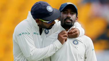 India vs South Africa: Wriddhiman Saha opens up about his equation with Rishabh Pant