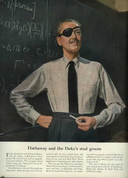 Answer: The Hathaway Man