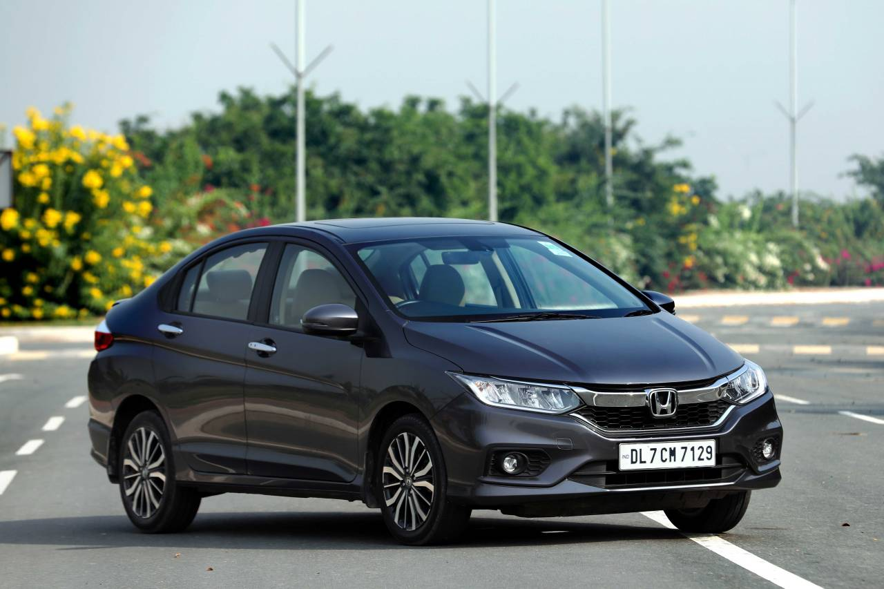 Regarded once as the best-selling sedan in India the Honda City is currently being sold at an offer of Rs 62,000 excluding dealer level discount and other offers (Image: Honda)