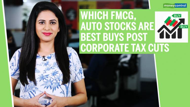 3-Point Analysis   These FMCG, auto stocks are best buys post corporate tax cuts - Moneycontrol.com thumbnail