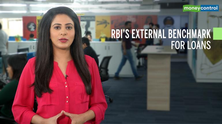 3 Point Analysis   RBI's external benchmark for loans - Moneycontrol.com thumbnail