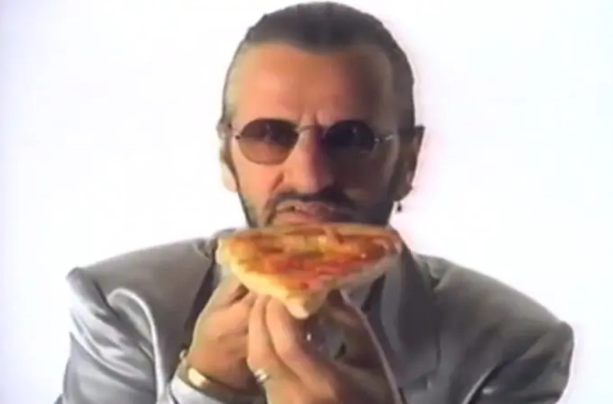 Answer: Ringo Starr of The Beatles