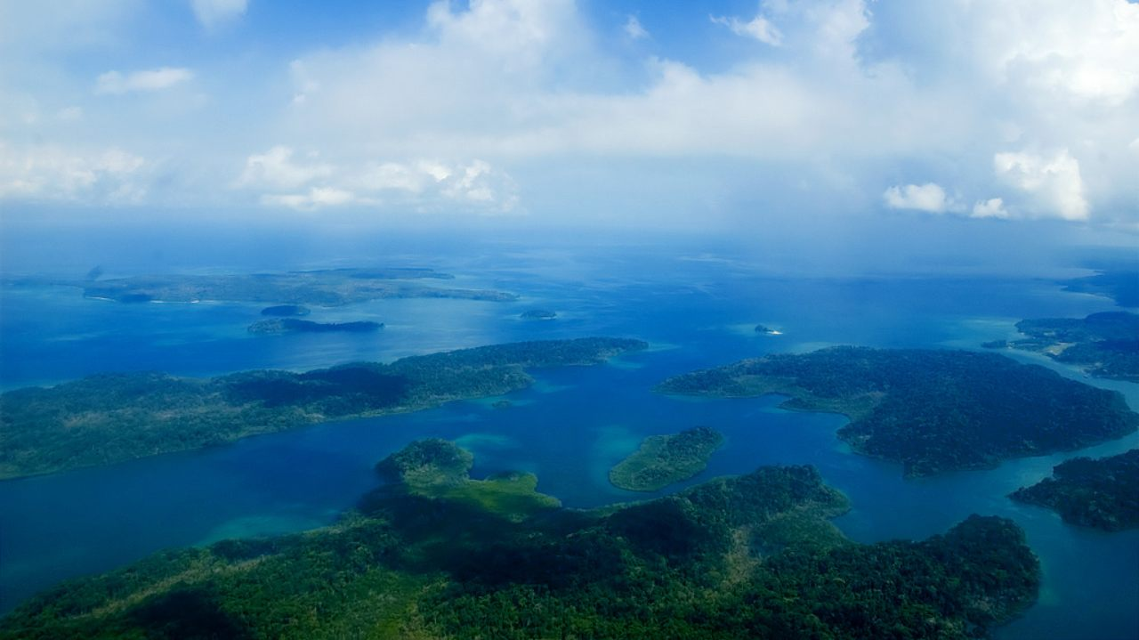Andaman and Nicobar Islands became a part of India: Home to the mysterious Sentinelese people, Andaman and Nicobar Islands became a part of India in 1950 and was officially declared as a Union Territory on November 1, 1956. Devendra Kumar Joshi, is currently the Lieutenant Governor of the Island. (Image: Wikimedia Commons)