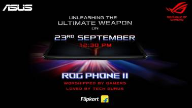Asus launches ROG Phone 2 in India; Price, specs, availability