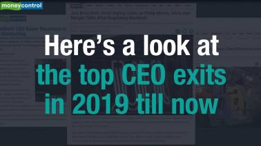 Watch: Why CEOs of top companies have stepped down in 2019
