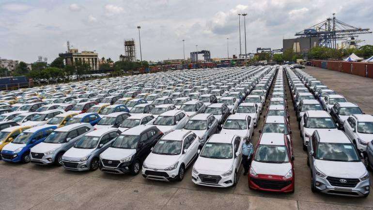 , Auto stocks rally on hopes of GST rate cut, scrappage policy; Tata Motors zooms 10%