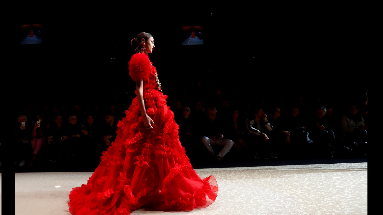 Answer: Dolce and Gabbana (Image: Reuters)