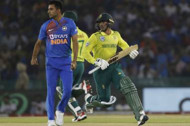 India vs South Africa T20Is: Deepak Chahar delivering at top but finds death over bowling easier