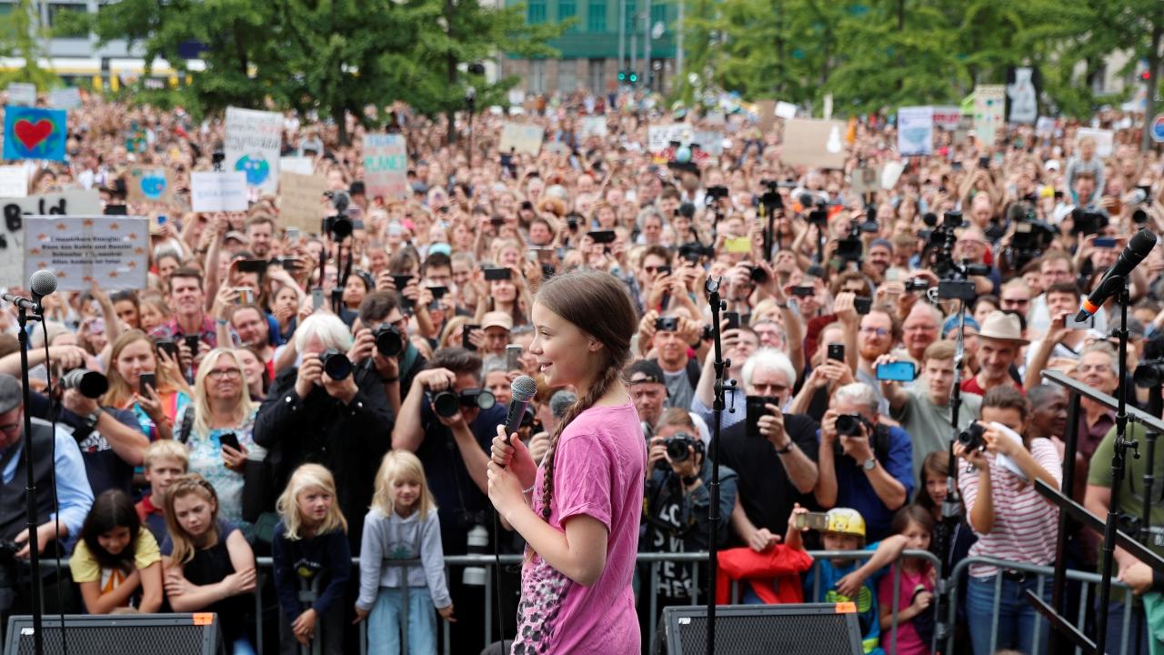 Greta Thunberg 345