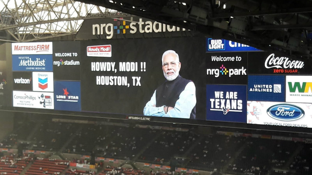 In Pics   'Howdy, Modi!': Here's how the 'historic' event unfolded