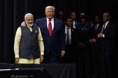 'Howdy Modi' event: Congress accuses PM of campaigning for Donald Trump, says it violates 'time honoured principle'
