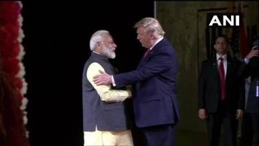 'Howdy, Modi' event: PM Modi doing 'truly exceptional job' for India, says Donald Trump