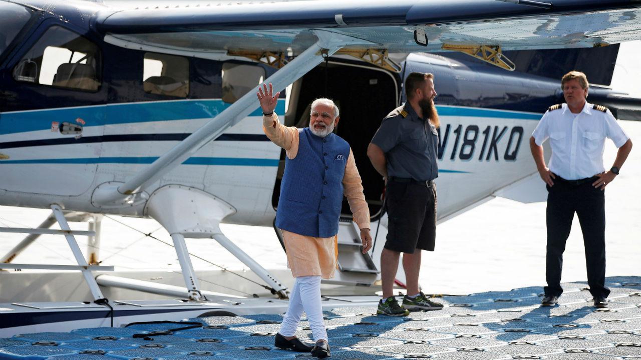 No.7 | Prime Minister of India, Narendra Modi | Emission: 7,477 (Image: Reuters)