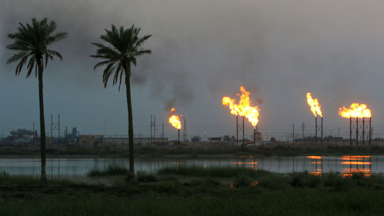 No.6 | Iraq| Percentage share of global oil production: 4.9 (Image: Reuters)