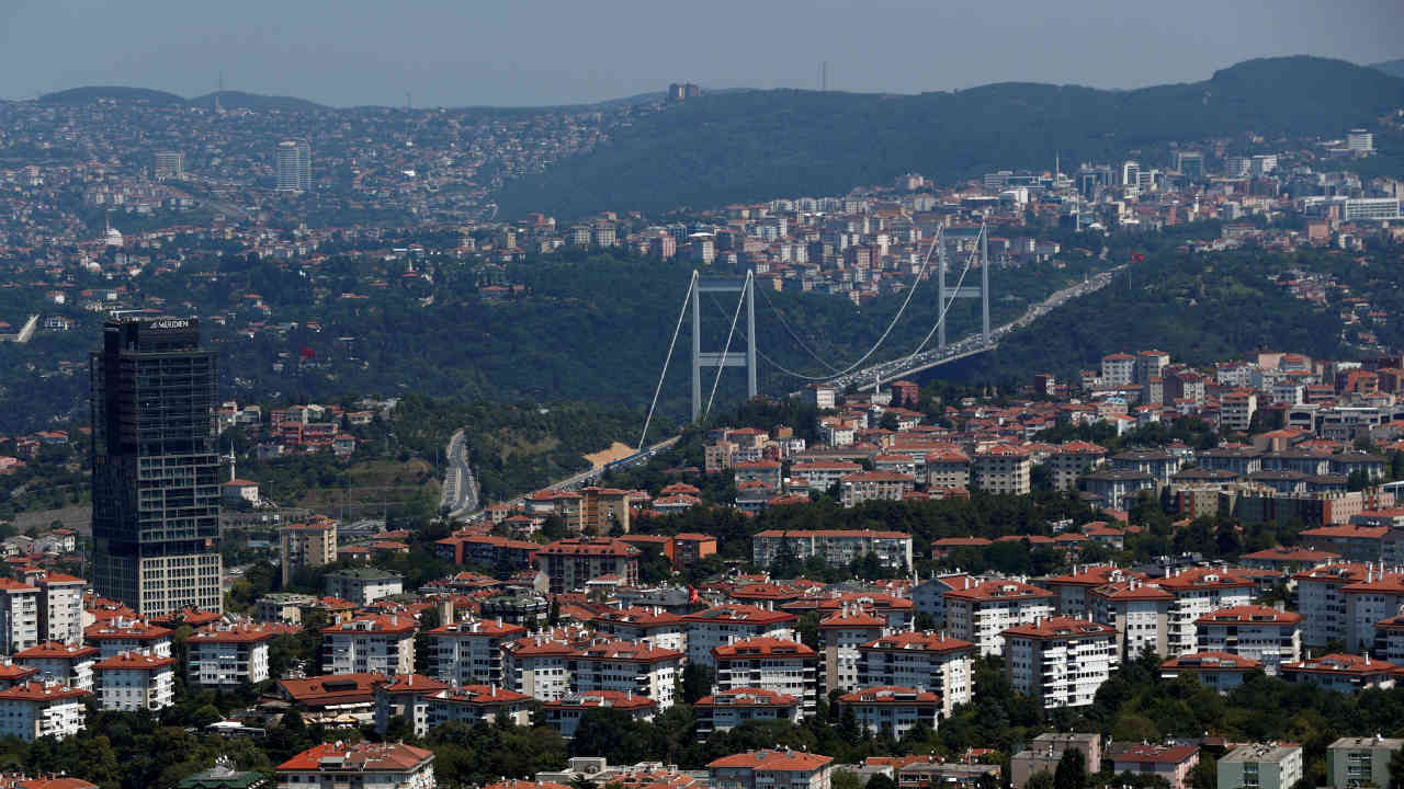 Istanbul, Turkey | $8.26 billion (Image: Reuters)