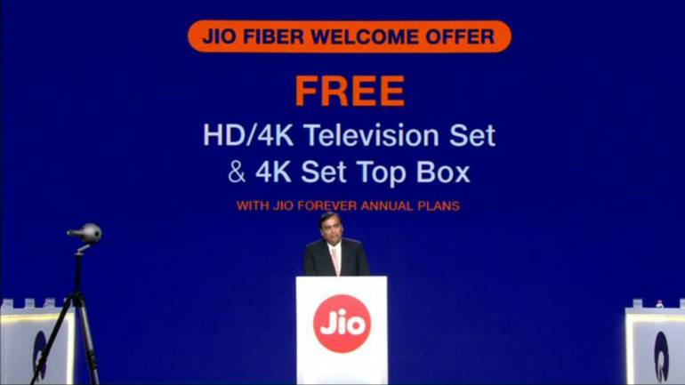 JioFiber plans: Here's how you can get free HD TV, 4K set-top box