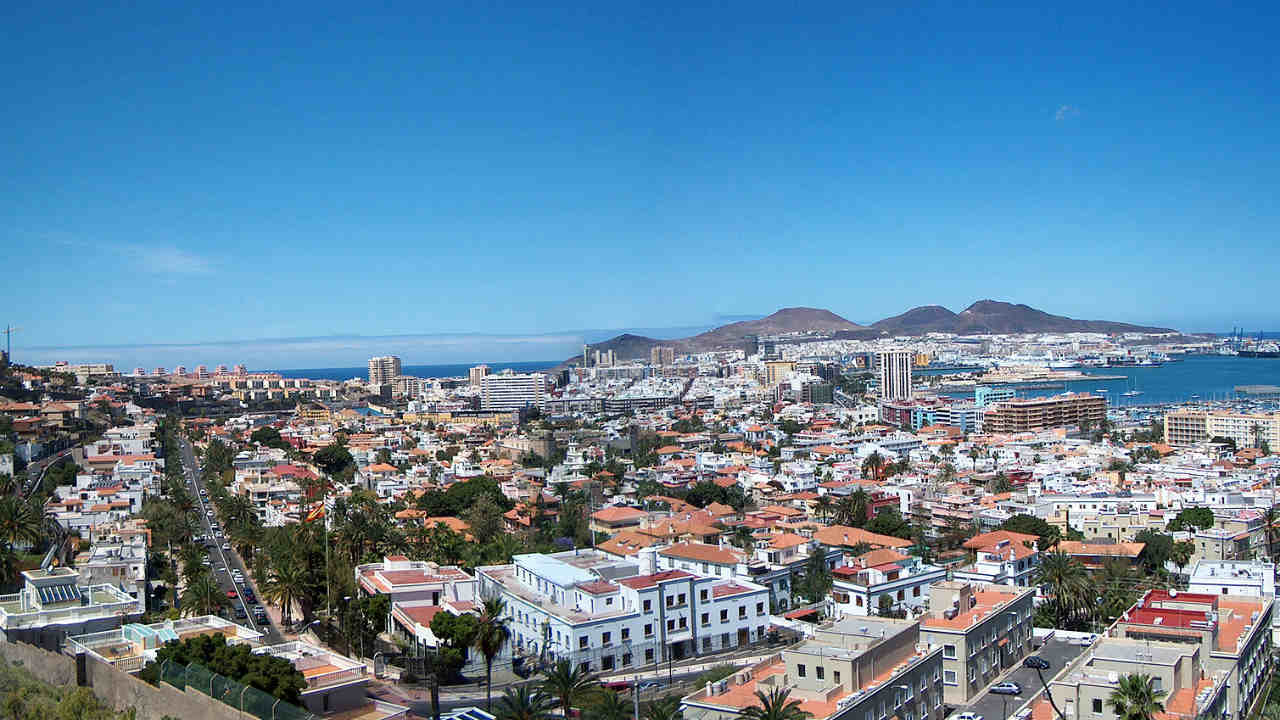 Las Palmas, Gran Canaria island | $9.02 billion (Image: Wikimedia Commons)