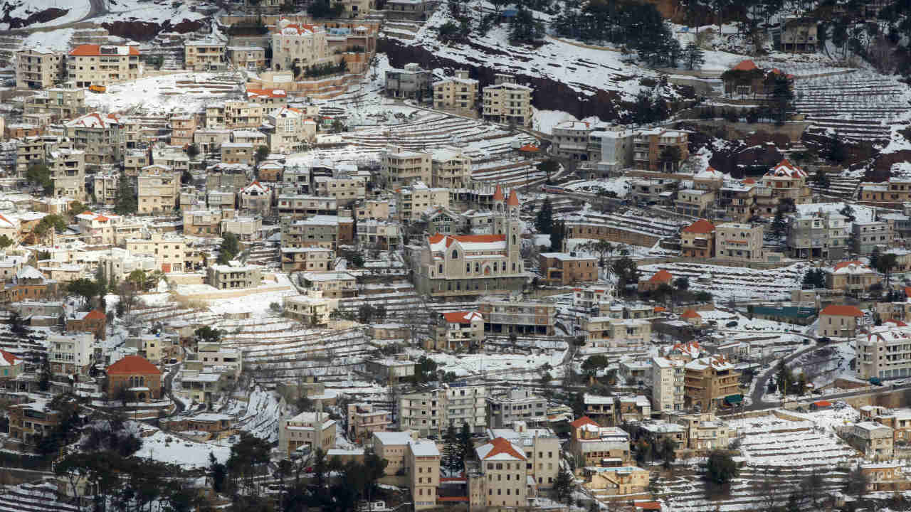 5. Lebanon | Debt-to-GDP: 157.8% (Image: Reuters)