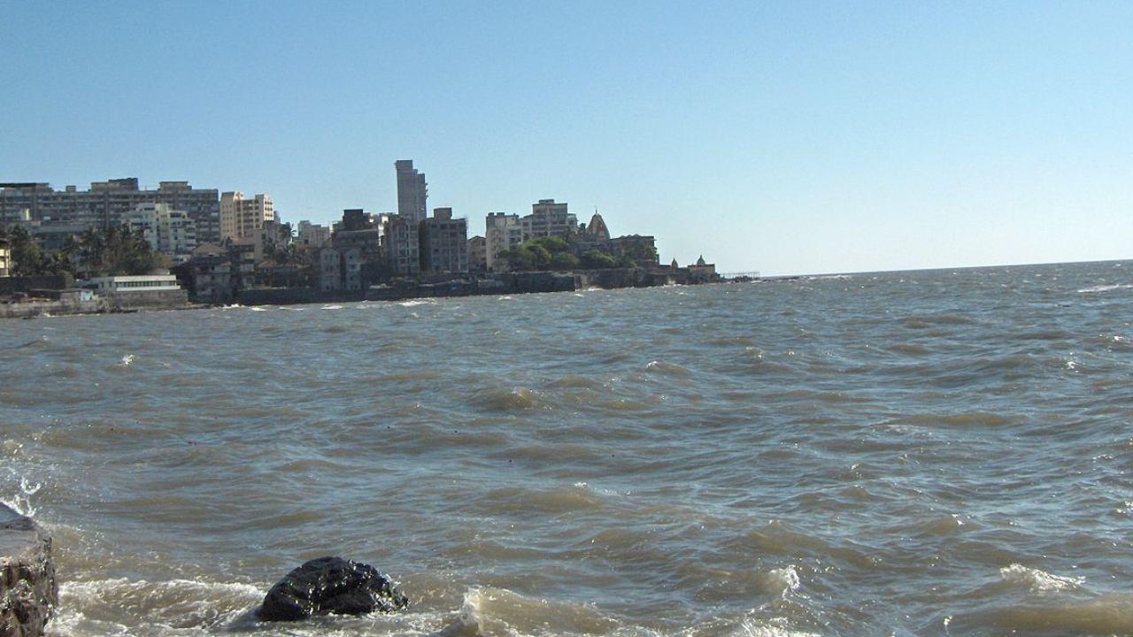 3  Mahalaxmi, Mumbai- Rs 40,000 per sq ft (Image: Wikimedia Commons)