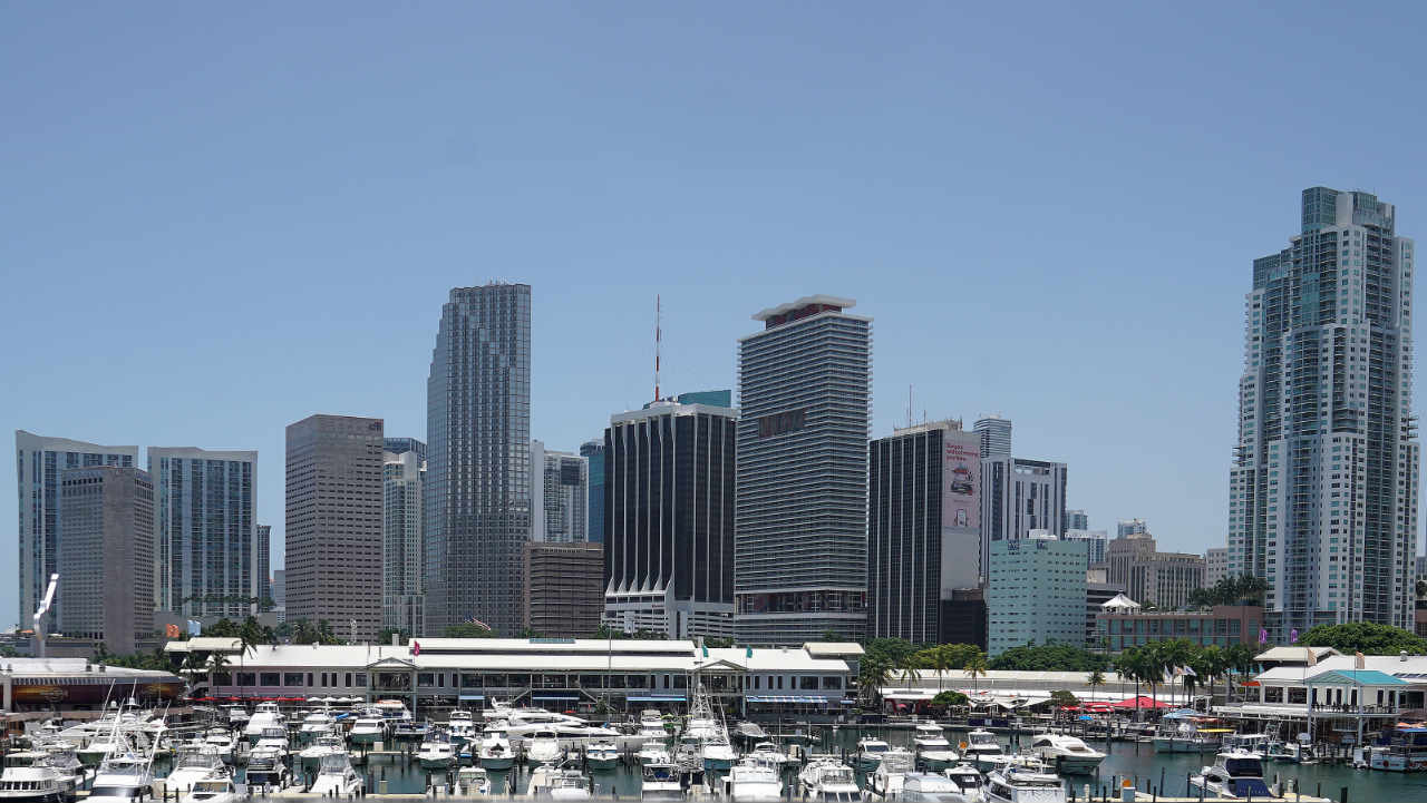 Miami, US | $7.70 billion (Image: Reuters)