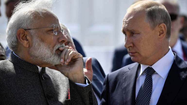 What does PM Modi's visit to Russia's far-east entail for India?