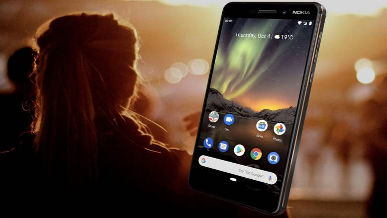 Nokia has the highest pie among phones running latest Android 9