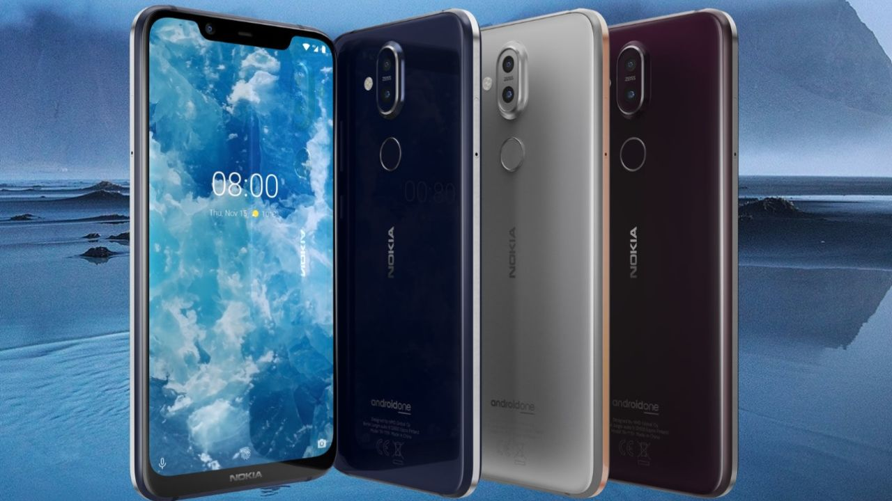 Nokia 8.1 | The Nokia 8.1 is arguably the best value-for-money Android One smartphone. The phone packs a Snapdragon 710 SoC coupled with up to 6GB of RAM, hardware cable of delivering excellent performance in games. And, while the display on this device might not be OLED, it is one of the best FHD LCD panels out there with HDR support. The Nokia 8.1 also delivers excellent photography results in daylight. The entry-level Nokia 8.1 starts at Rs 15,999. (Image: Nokia)