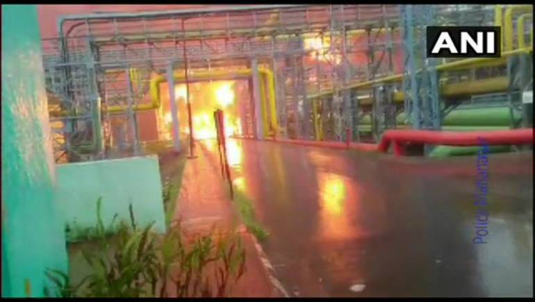 Fire at ONGC plant in Navi Mumbai doused, 4 dead
