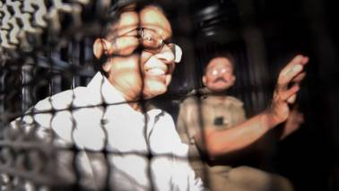 INX Media case: ED arrests P Chidambaram at Tihar jail