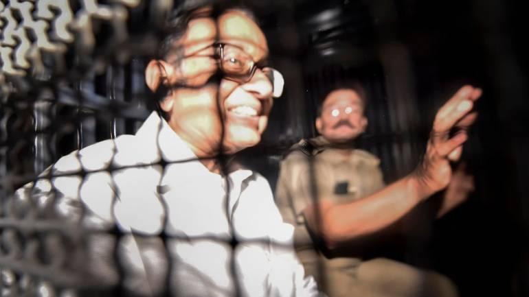 पी.चिदंबरम जेल में मनायेंगे अपना 74वां जन्मदिन