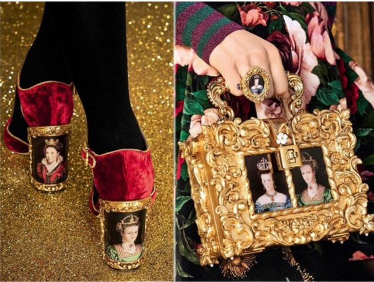 Q10. This brand new Fall Winter 2019-20 collection is not only inspired by rich flowers and foliage but also the queens of the Baroque era. Who brought it out?