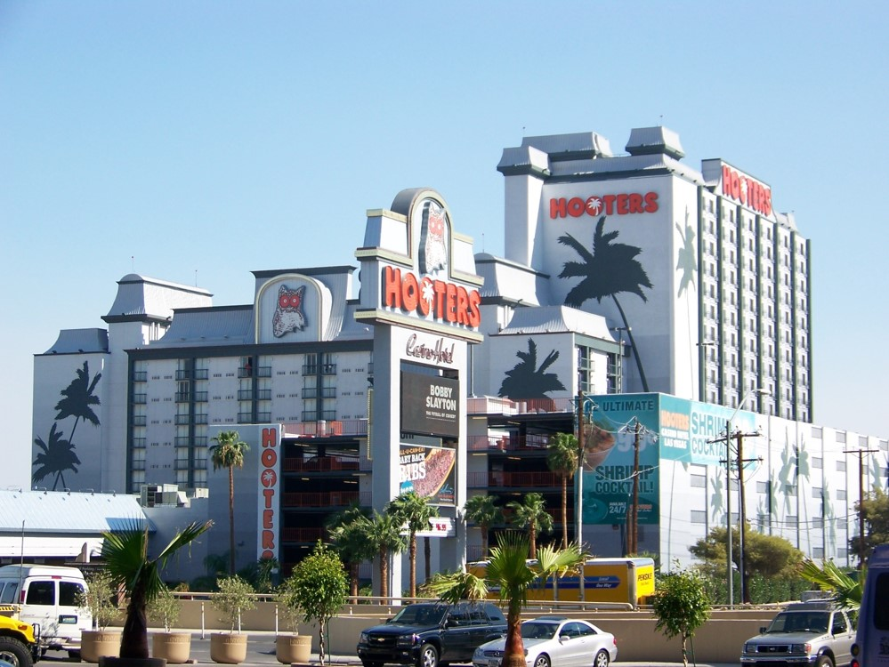 Q8. Which company which has lately been on an acquisition spree, bought the Hooters Casino Hotel Las Vegas?