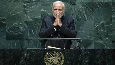PM Modi at UN climate change summit: An ounce of practice better than a tonne of preaching