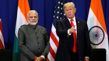 'Howdy, Modi!' event: Trump hints at some announcement