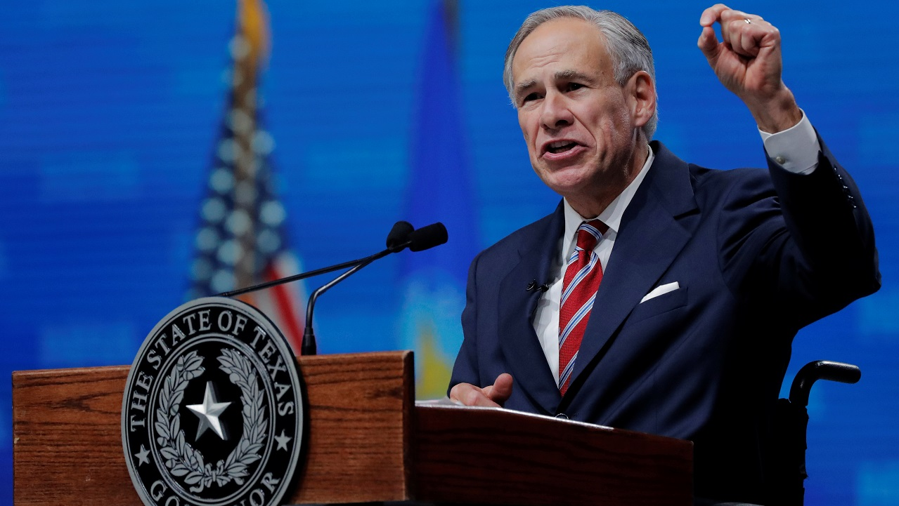 Texas Governor Greg Abbott is expected to be present at the event. (Image: Reuters)