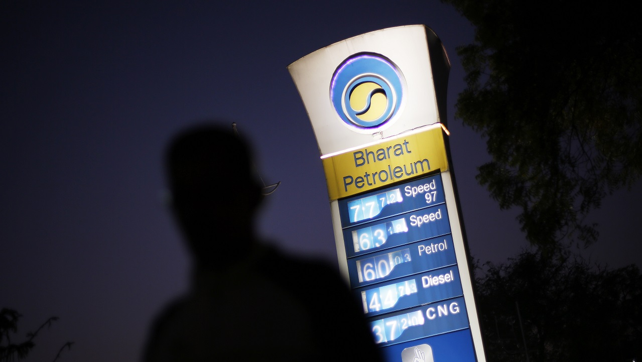 India | Petrol costs Rs 79.57 a litre in Mumbai, while diesel is available for Rs 70.22 per litre as of September 23. India currently occupies the 70th spot in global rankings. (Image: Reuters)