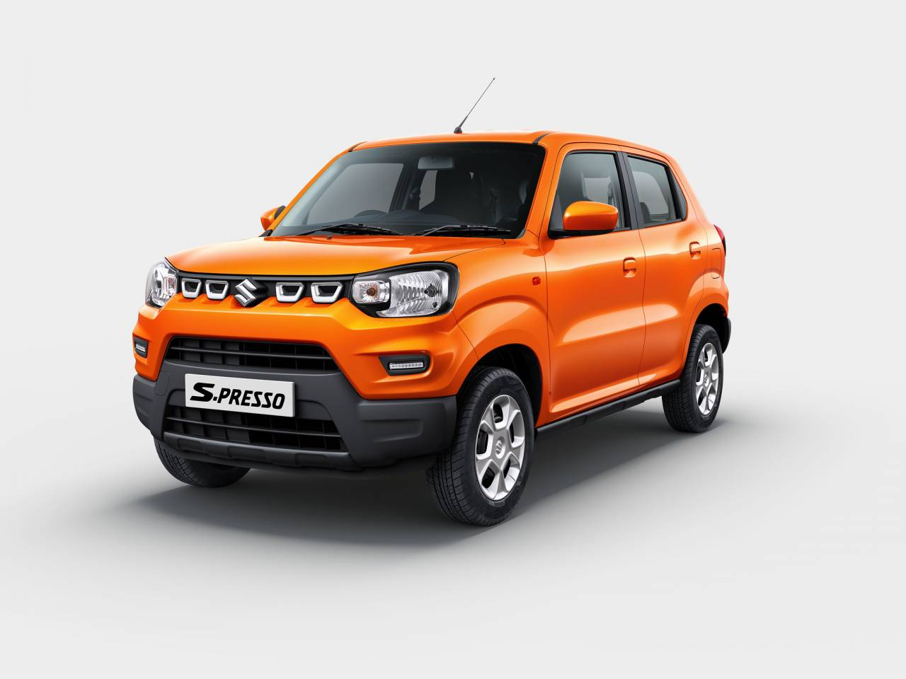 The S-Presso is priced at Rs 3.69 lakh (ex-showroom) for the base variant. The AMT base is priced at Rs 4.68 lakh. (Image: Maruti Suzuki)