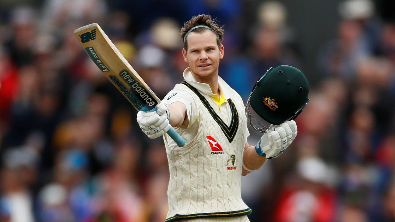 With 11 tons against England, Smith is fourth on the list of batsmen with most centuries against a single opposition. Bradman 19 against England, Sunil Gavaskar 13 versus West Indies and Jack Hobbs 11 against Australia are first, second and third on the list respectively. (Image: Reuters)