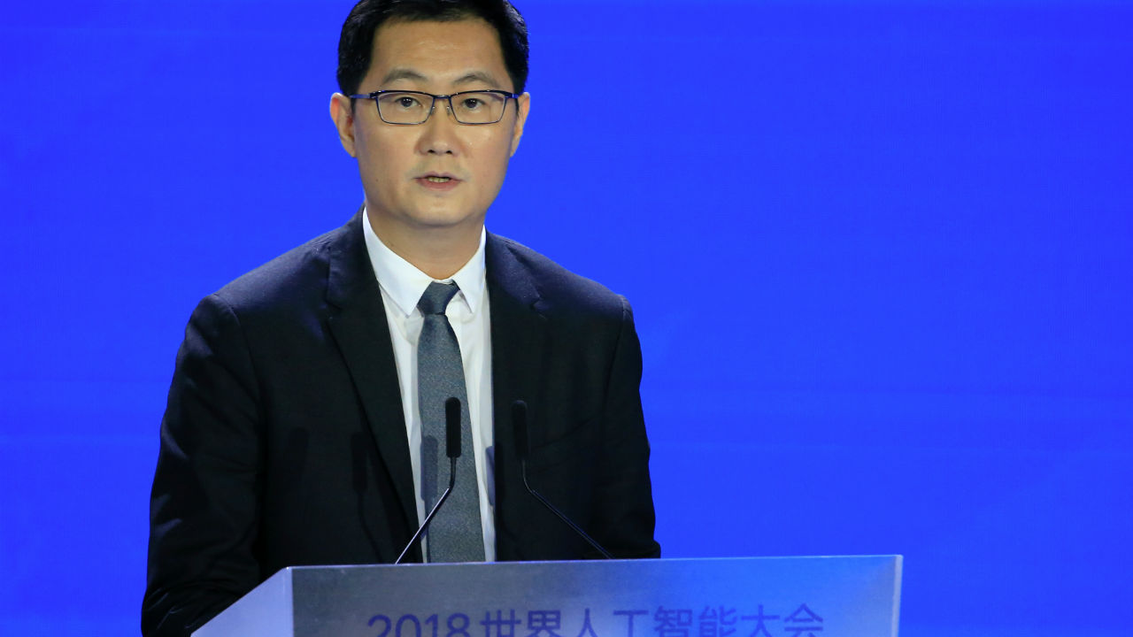 Richest person in China| Pony Ma Huateng | Chairman and CEO, Tencent Holdings| Net Worth as of March 2019: $38.8 B | Forbes Rich list rank: 20 (Image: Reuters)