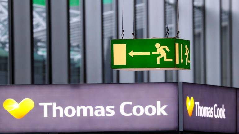 Thomas Cook share price rises 14% on buyback plan