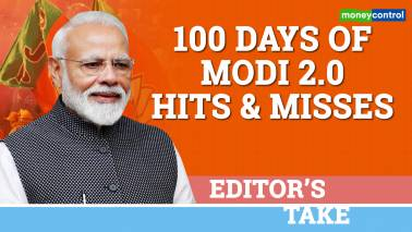 Editor's Take | 100 days of Modi 2.0 - Hits and misses